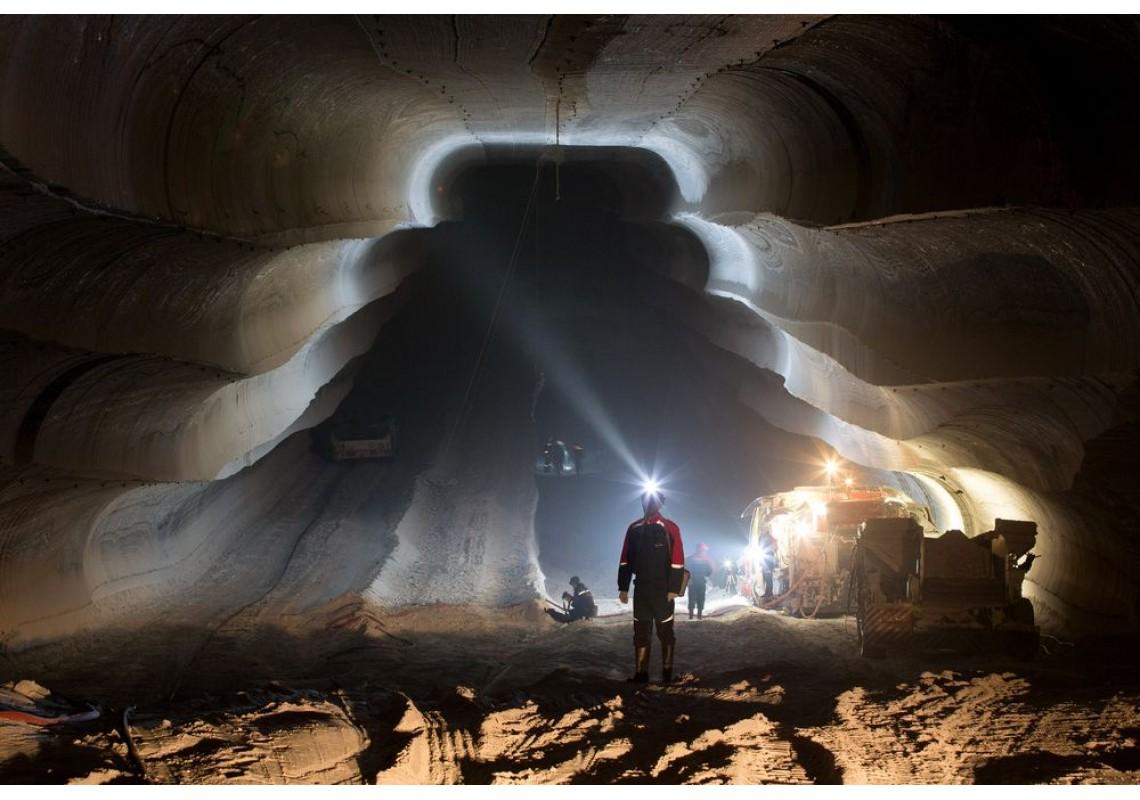 Горно-шахтные машины целевого назначения
